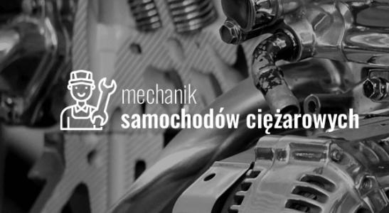 Mechanik samochodów ciężarowych