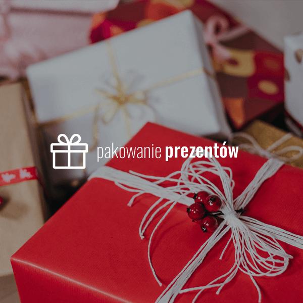 pakowanie prezentów holandia