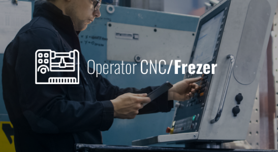 Operator CNC/Frezer