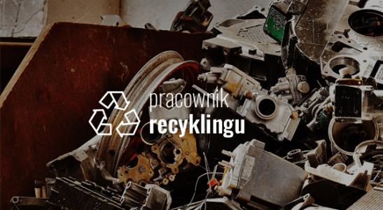 Pracownik recyklingu