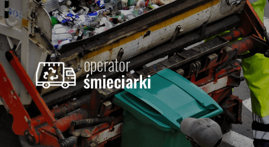 Operator śmieciarki