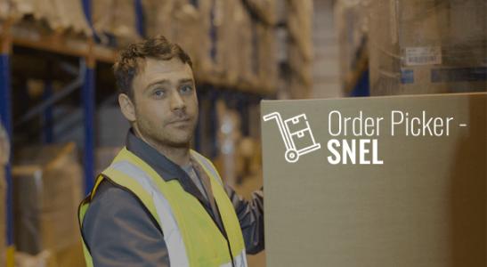 Order picker – SNEL